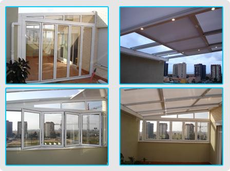 Antonio lorente carpinter a de aluminio productos for Accesorios para toldos de balcon